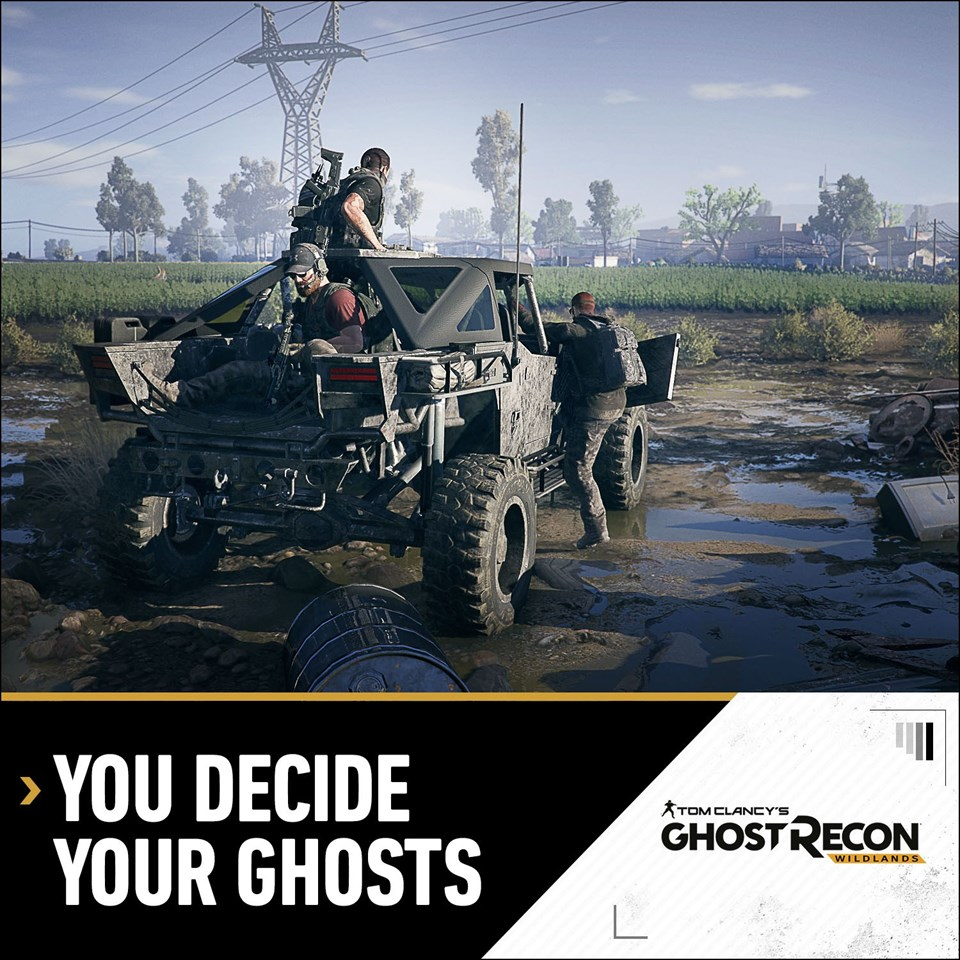 Tom Clancy's Ghost Recon: Wildlands Screenshot 1