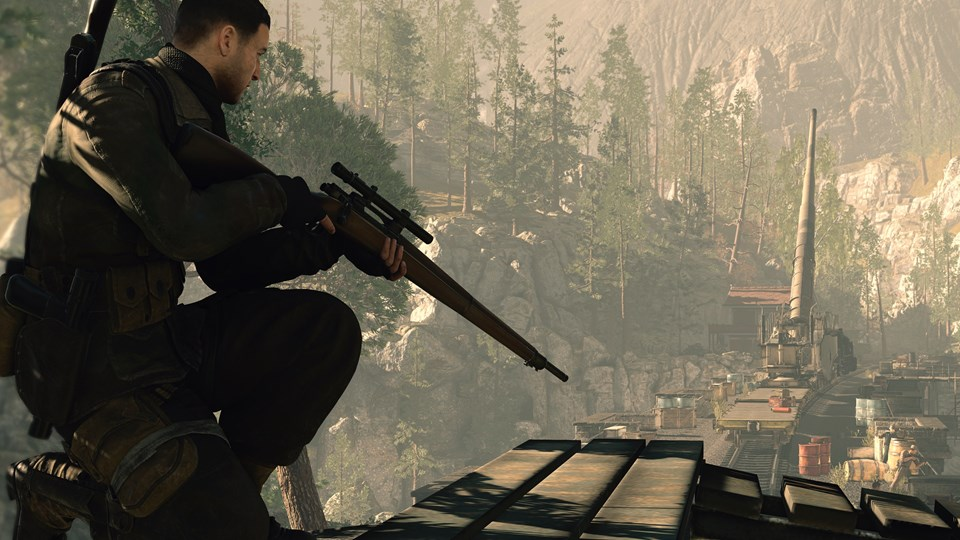 Sniper Elite 4 Screenshot 3