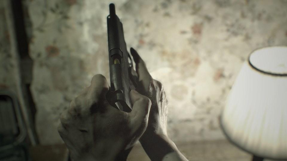 Resident Evil 7 Biohazard Screenshot 1