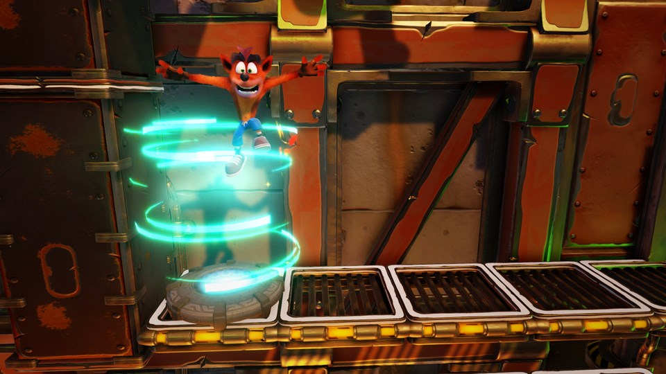 Crash Bandicoot N. Sane Trilogy Screenshot 1