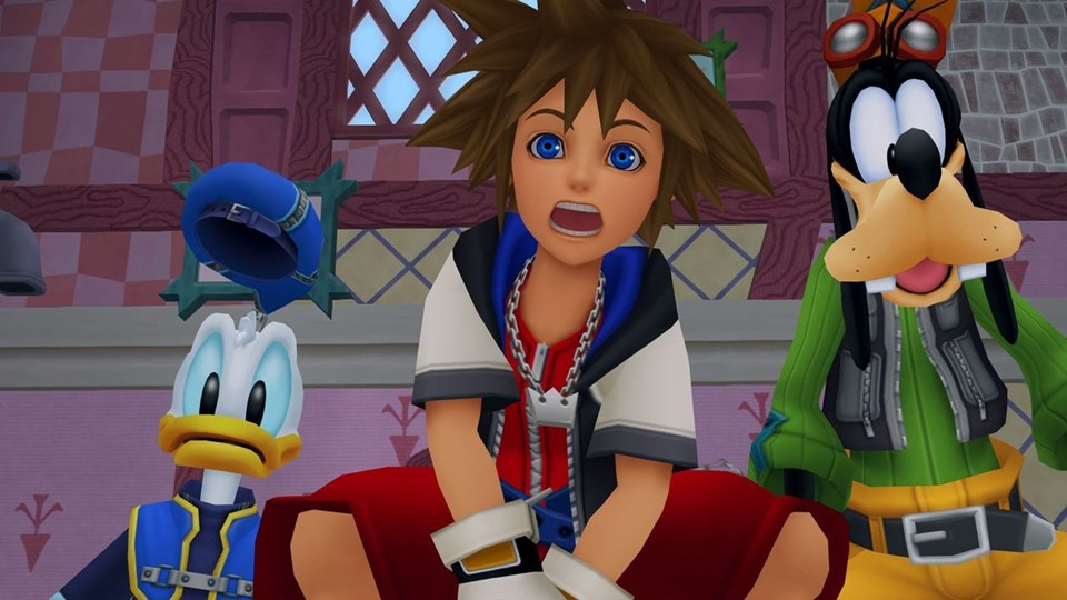 Kingdom Hearts HD 1.5 + 2.5 ReMIX Screenshot 3