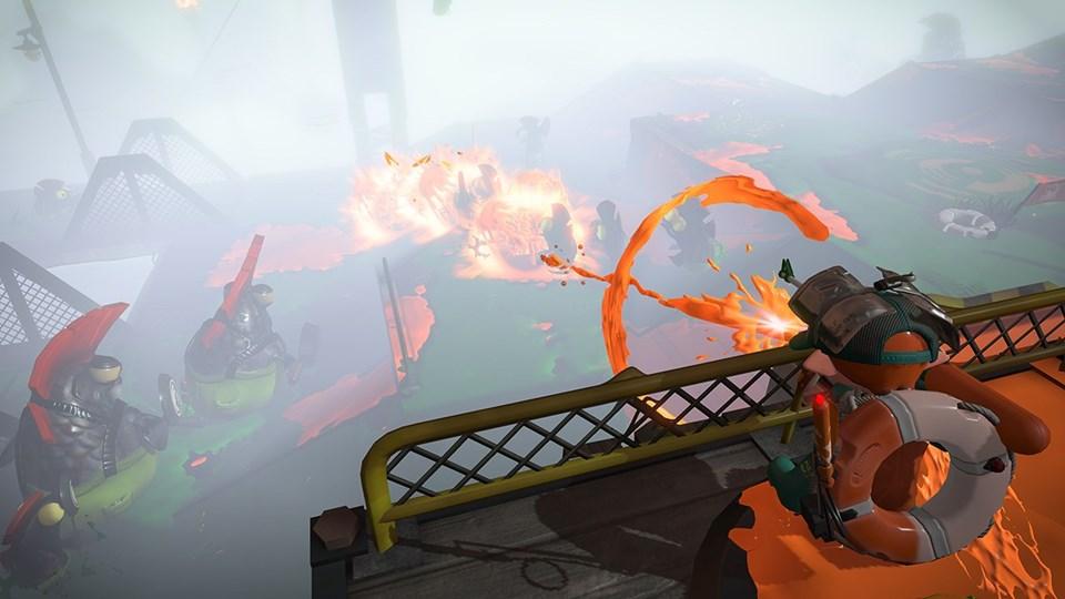 Splatoon 2 Screenshot 3