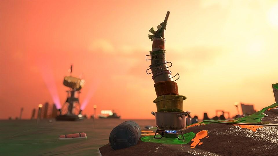 Splatoon 2 Screenshot 1