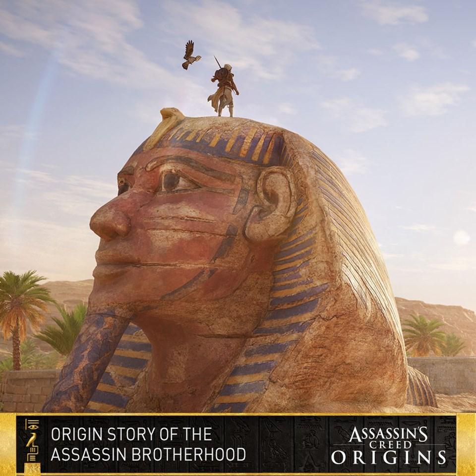 Assassin's Creed: Origins Screenshot 2