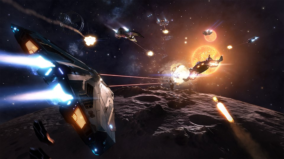 Elite Dangerous: The Legendary Edition Screenshot 3