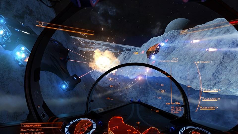 Elite Dangerous: The Legendary Edition Screenshot 1