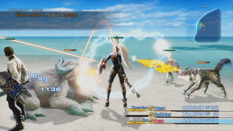 Final Fantasy XII: The Zodiac Age Screenshot 2