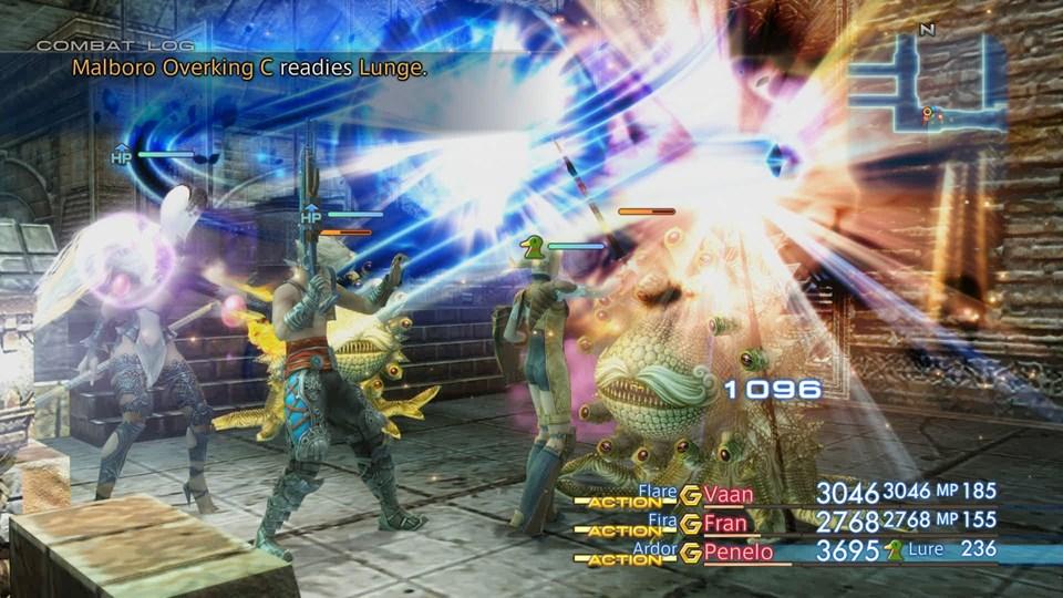 Final Fantasy XII: The Zodiac Age Screenshot 1