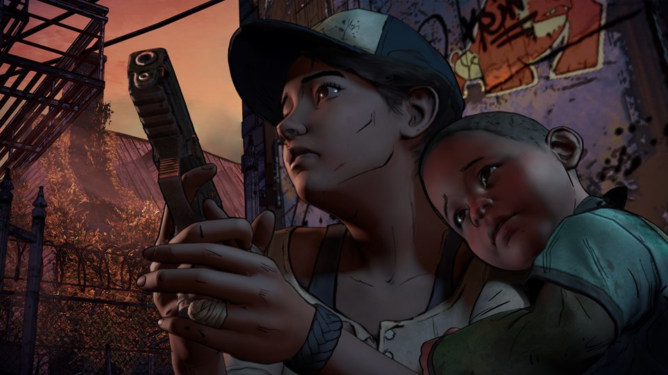 The Walking Dead - The Telltale Series: A New Frontier Screenshot 2