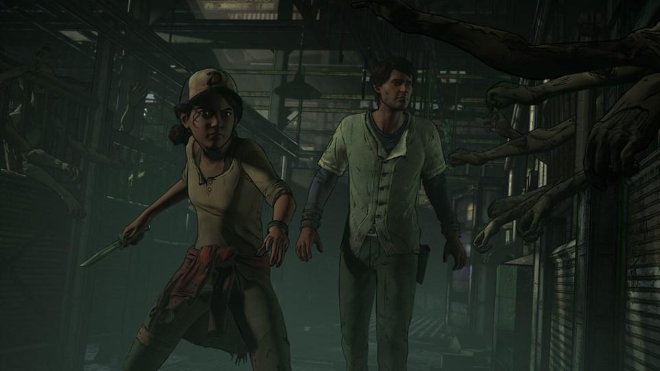 The Walking Dead - The Telltale Series: A New Frontier Screenshot 1