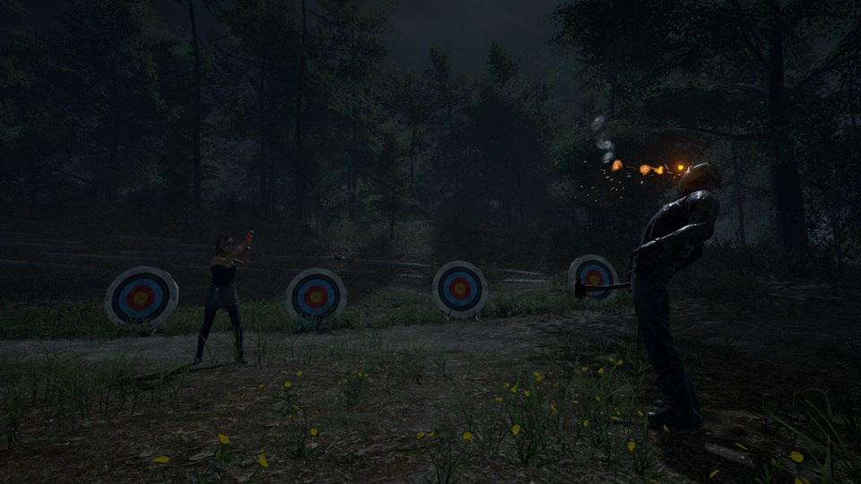 Friday the 13th: The Game Screenshot 2
