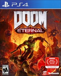 Doom Eternal Standard Edition PS4 Digital