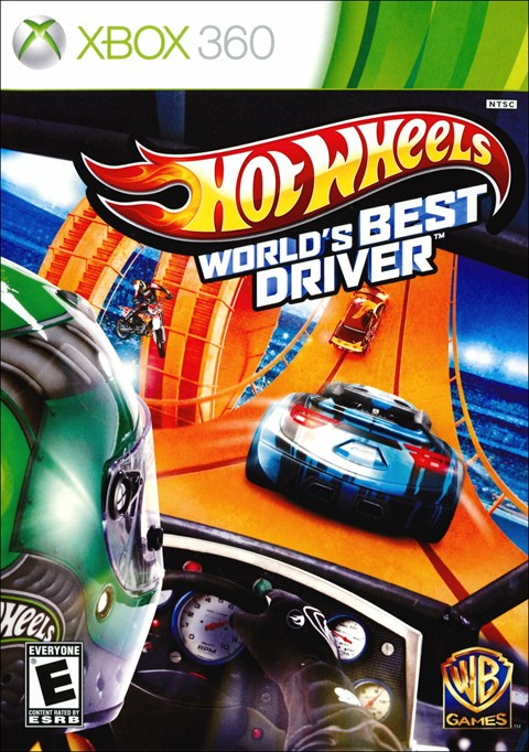 Hot Wheels : World's Best Drive [Xbox 360] [Anglais] [FREE]