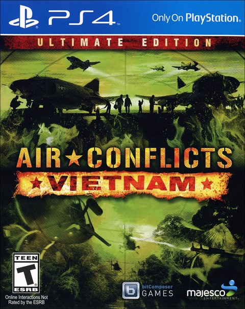 a564316ae2df Rent Air Conflicts  Vietnam - Ultimate Edition on PlayStation 4 -  www.gamefly.com