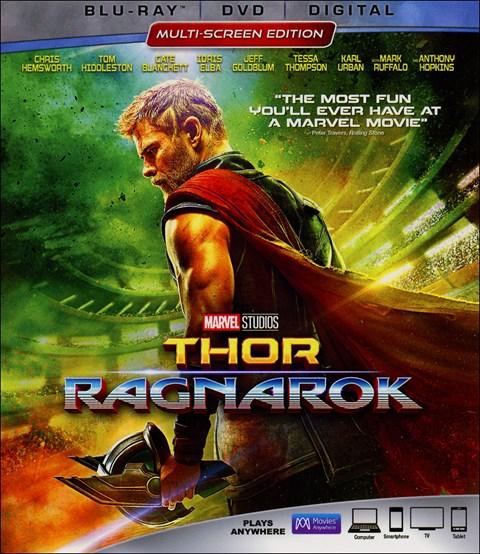 Rent Thor Ragnarok On Blu Ray Www Gamefly Com