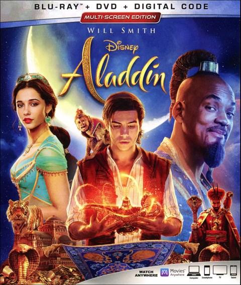 Rent Aladdin (2019) on Blu-ray - www gamefly com