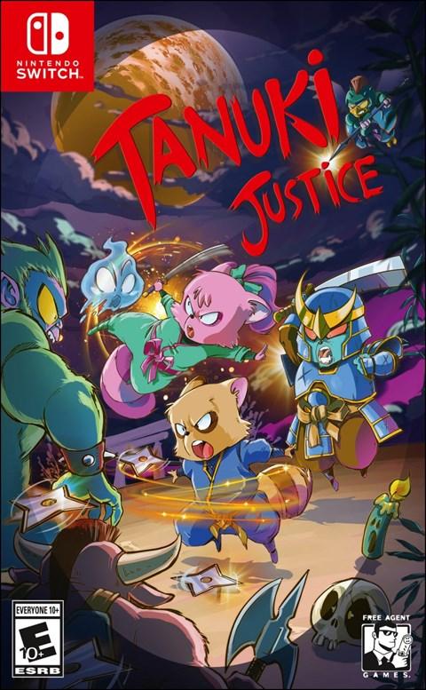 Rent Tanuki Justice on Nintendo Switch | GameFly