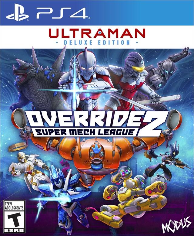 Override 2: Deluxe Edition